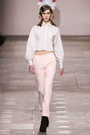 Показ Fashion East коллекции сезона Осень-зима 2012-2013 года Prêt-à-porter - www.elle.ru - Подиум - фото 356128