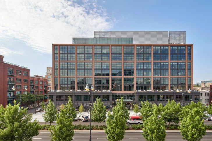 Новая штаб-квартира McDonald's в Чикаго (фото 11)