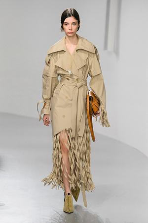 Тренд сезона: модные версии классического тренча (фото 3)
