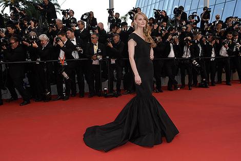 Наши в Каннах: самые яркие выходы российских знаменитостей на Кинофестивале | галерея [1] фото [3]