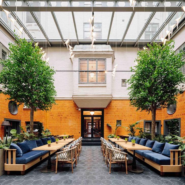 """""""Американский лайнер"""": стильный отель в Осло (фото 13)"""
