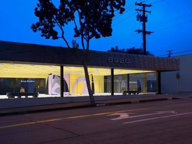 Новый бутик Acne Studios (фото 4)