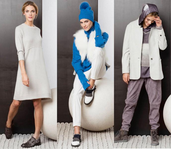 Наряды для модной зимы в коллекции Lorena Antoniazzi