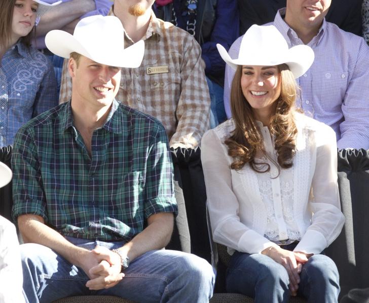Принц Уильям + Кейт Миддлтон