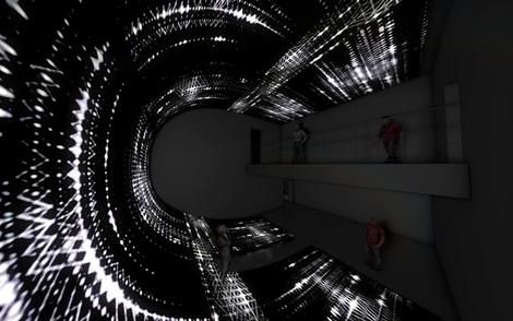 В Центре МАРС открылась выставка «Пятое измерение: сингулярность» | галерея [1] фото [3]