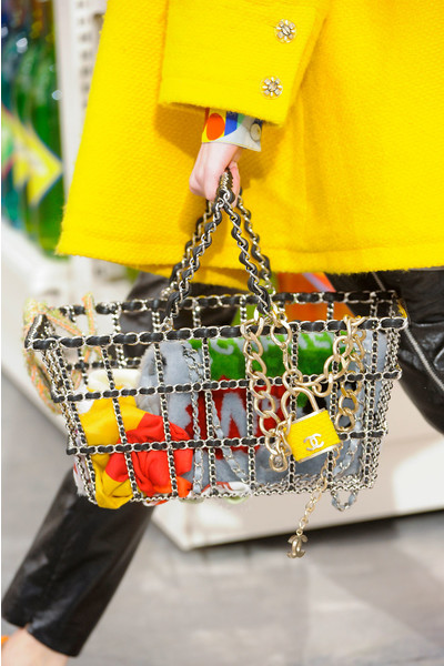 Hot or Not: сумки-корзинки от Chanel
