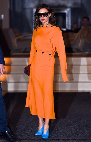 Образ дня: Виктория Бекхэм в Victoria Beckham   галерея [1] фото [1]