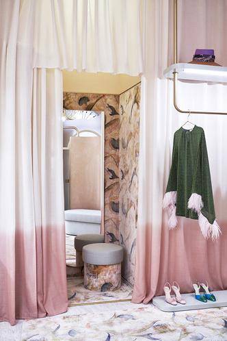 Нежно-розовый бутик по дизайну Кристины Челестино (фото 11.2)