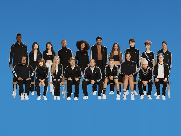 Джона Хилл снял новую рекламную кампанию для adidas Superstar (фото 4)