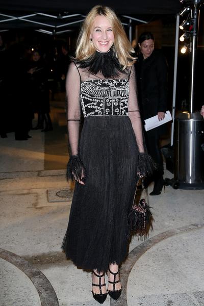 Однажды в Риме: показ Valentino на Неделе Высокой Моды в Париже | галерея [1] фото [3]