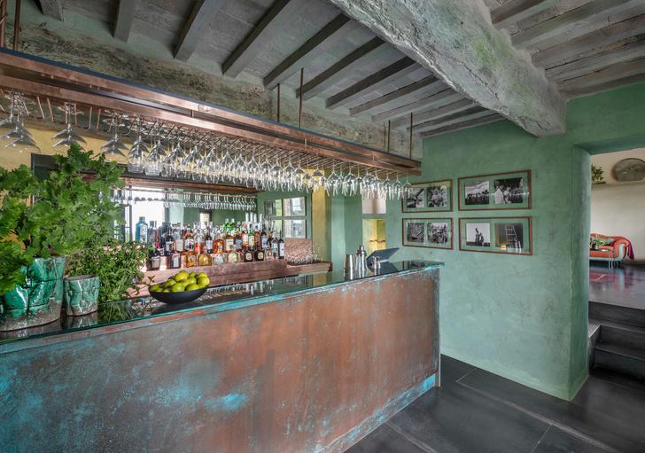 Monteverdi Hotel: бутик-отель в старинной тосканской глубинке (фото 18)