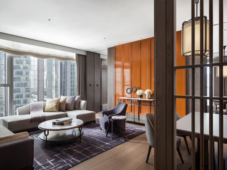 Новый отель The St. Regis в Гонконге (фото 0)