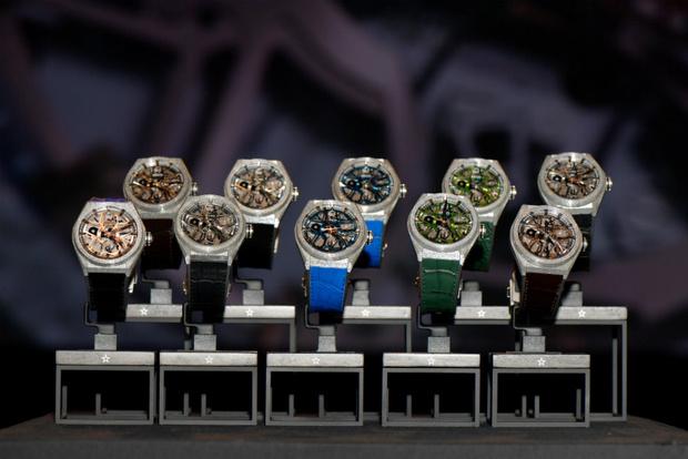 Часовая мануфактура Zenith представляет новые часы фото [1]