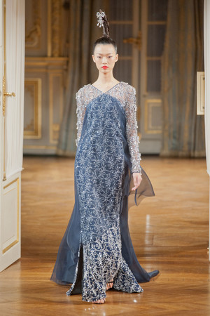 Показ Alexis Mabille коллекции сезона Осень-зима 2012-2013 года Haute couture - www.elle.ru - Подиум - фото 403459