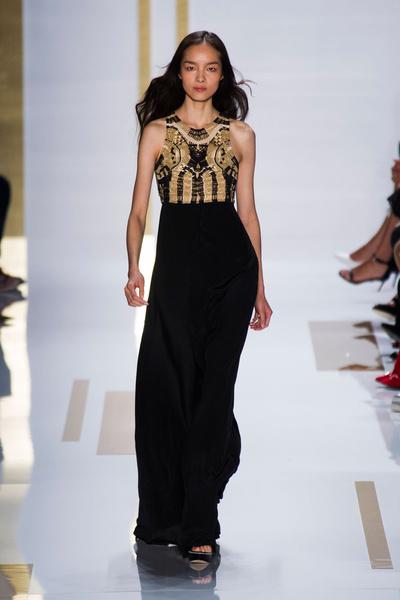 Лучшие образы с показа Diane von Furstenberg на Неделе моды в Нью-Йорке