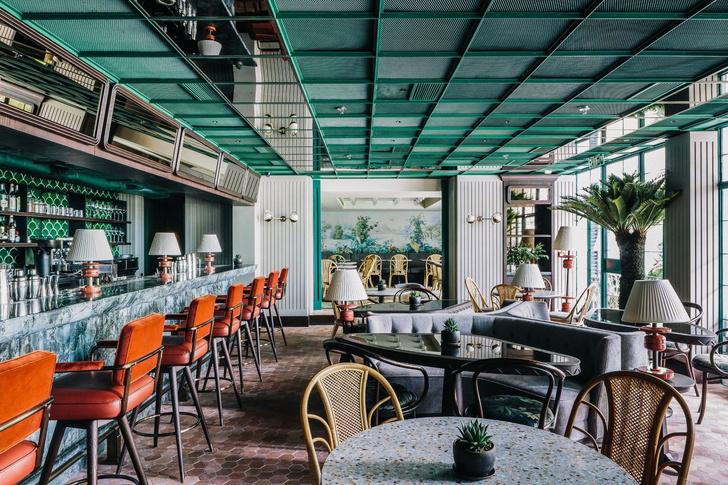 Ресторан Louise в Гонконге (фото 3)