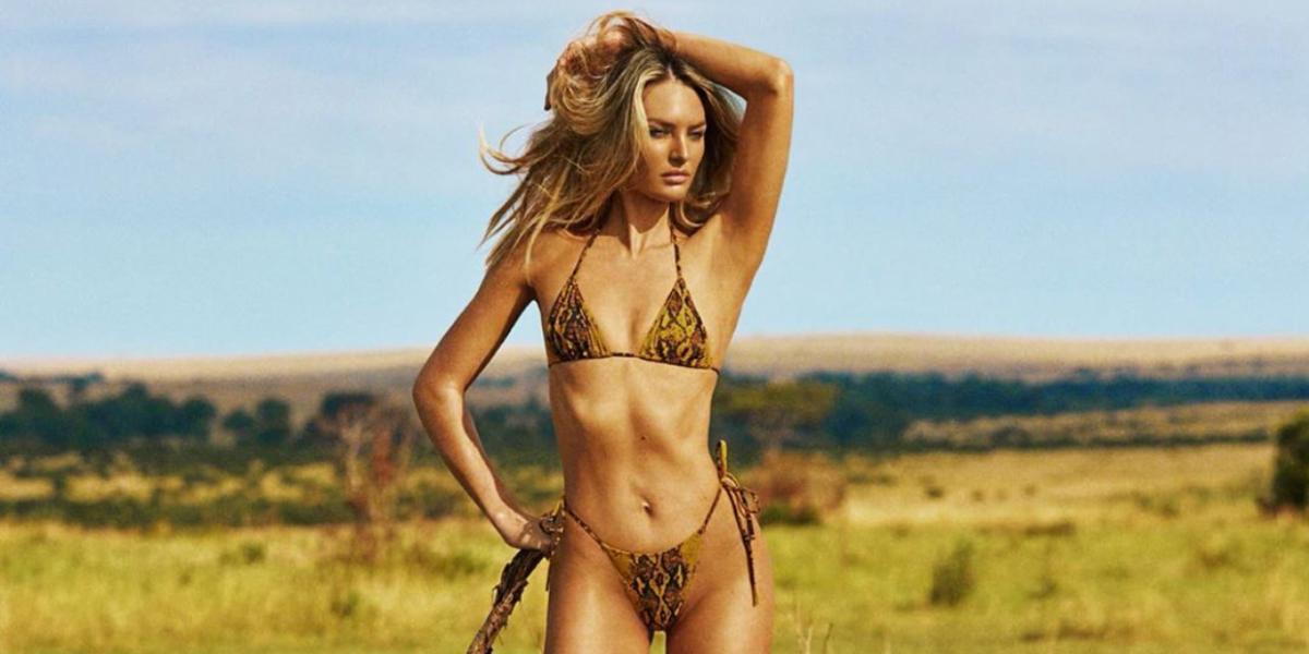 Кэндис Свейнпол откровенно рассказала, как поддерживает тело в идеальной форме