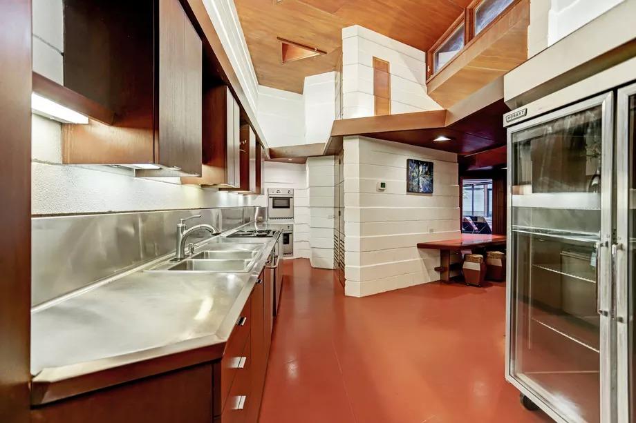 5 домов Фрэнка Ллойда Райта, которые можно купить прямо сейчас (галерея 12, фото 1)