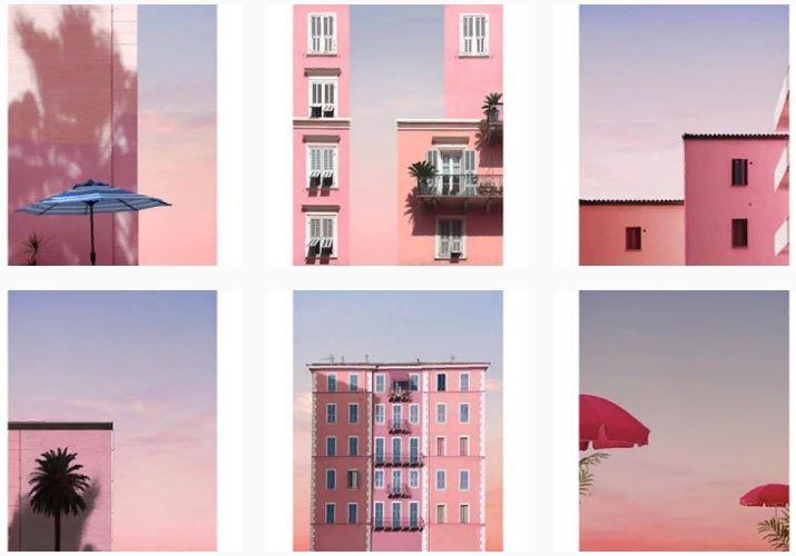 Инстаграм недели: розовое лето Андрия Дариуса Панкрази (фото 13)