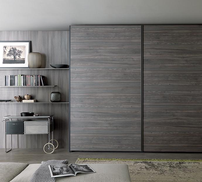 Новая линия шкафов Tecno Wood от MisuraEmme