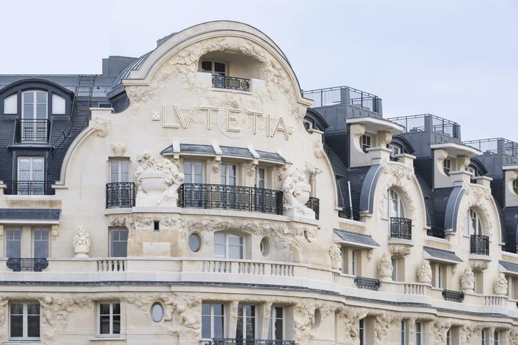 Легендарный отель Lutetia открылся после реконструкции (фото 6)