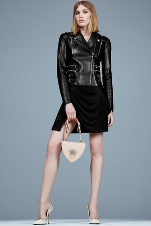 Показ Versace коллекции сезона Pre-fall   2014 года Prêt-à-porter - www.elle.ru - Подиум - фото 573395