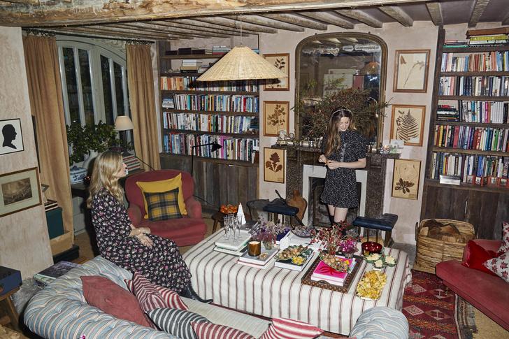 Рождественская история: в гостях у писателя Аманды Брукс (фото 7)