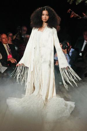 Показ Franc Sorbier коллекции сезона Осень-зима 2010-2011 года Haute couture - www.elle.ru - Подиум - фото 168059