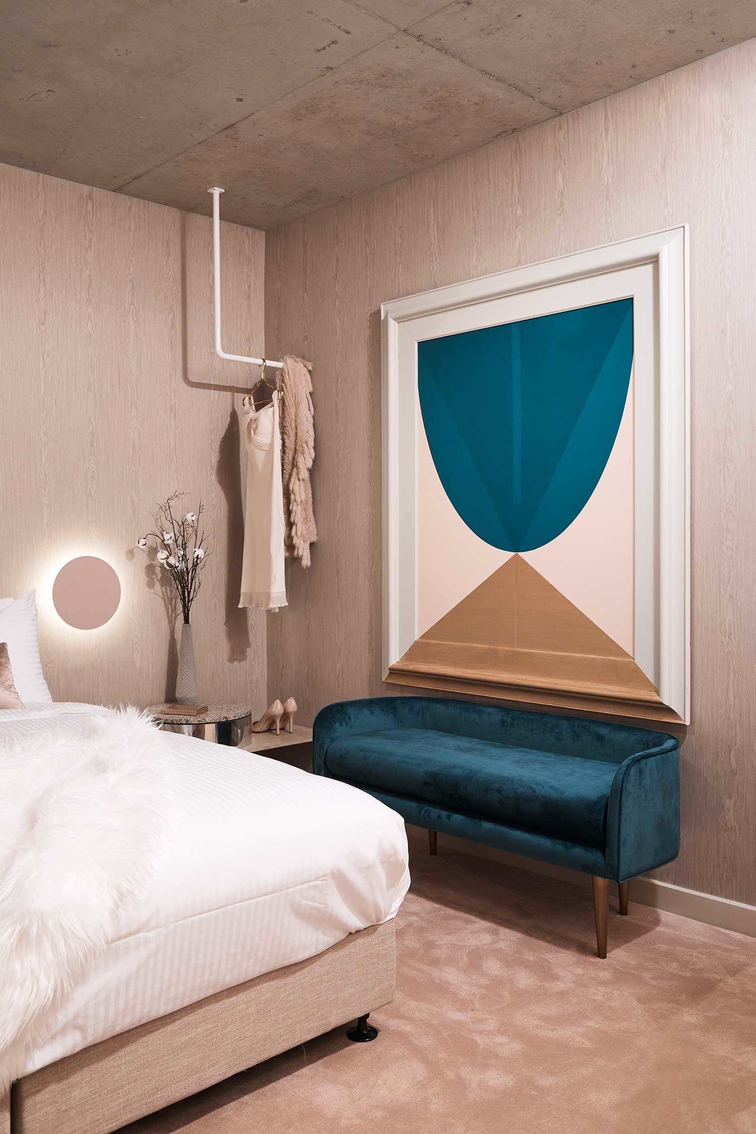 Отель Collectionist: современное искусство и авторский декор (галерея 8, фото 4)