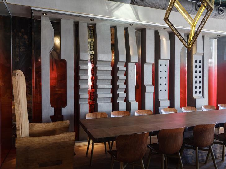 Ресторан «Горыныч»: проект Натальи Белоноговой (фото 7)