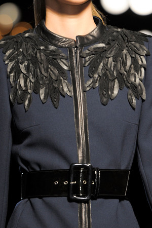 Показ Andrew GN коллекции сезона Осень-зима 2012-2013 года Prêt-à-porter - www.elle.ru - Подиум - фото 382373