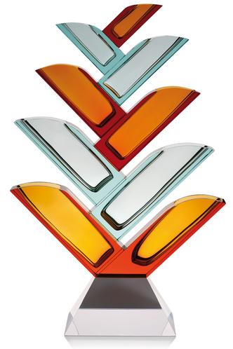 Ваза Fiorente, дизайн студии IRDS для Moser, www.moser-glass.com, «Дом Фарфора».