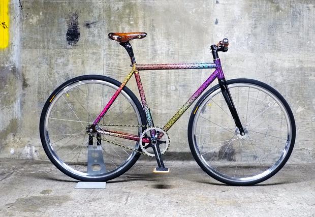Поехали! Дизайнерские велосипеды и аксессуары для велопрогулок. (фото 7)