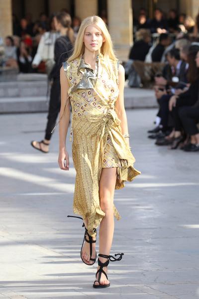 Неделя моды в Париже: день четвертый | галерея [2] фото [3]