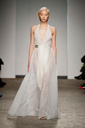 Показ Vionnet коллекции сезона Весна-лето 2014 года Haute couture - www.elle.ru - Подиум - фото 575046
