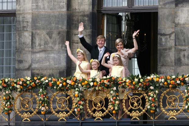 Не только Виндзор: самые влиятельные королевские семьи нашего времени (фото 31)