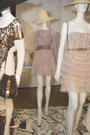 Показы мод Temperley London Весна-лето 2011 | Подиум на ELLE - Подиум - фото 2646