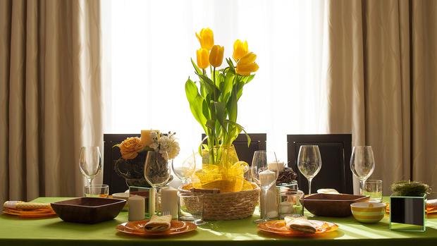 Как украсить праздничный стол к Пасхе ? (фото 4)