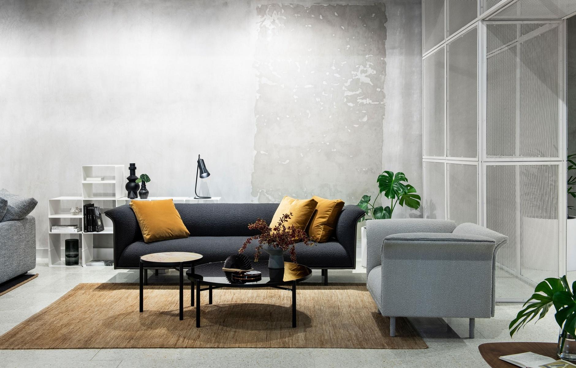 Индустриальный шик: мебельный бутик в Мельбурне (галерея 3, фото 0)
