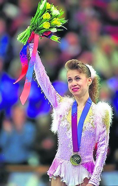 олимпийские чемпионки 2014