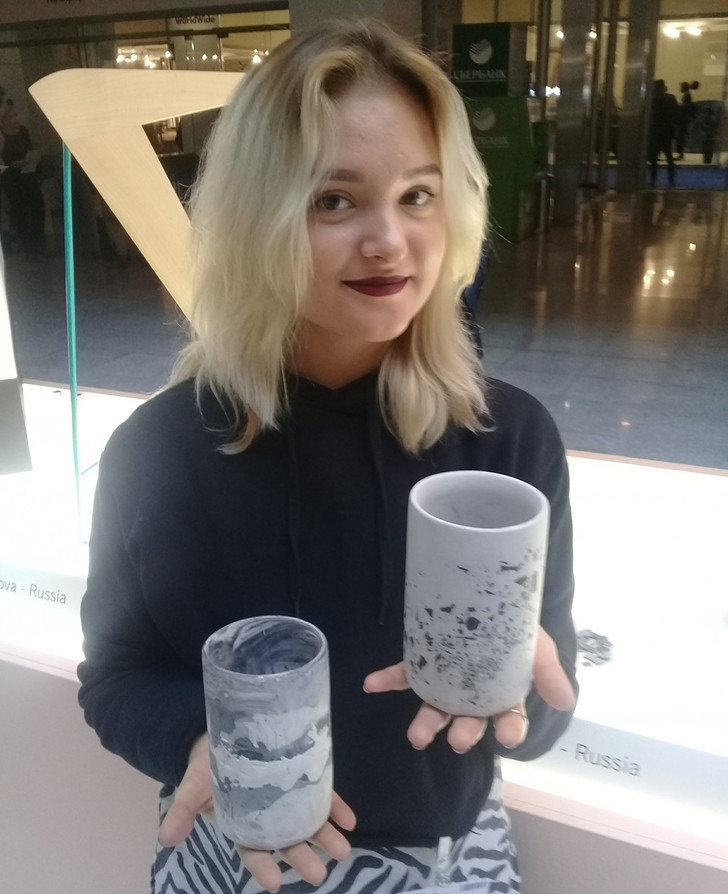 Молодежка. Объявлены победители SaloneSatellite на выставке i Saloni WorldWide Moscow 2017 фото [4]