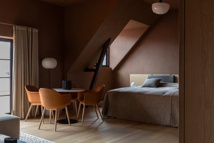 Отель в стиле хюгге при штаб-квартире Menu в Копенгагене (фото 10)