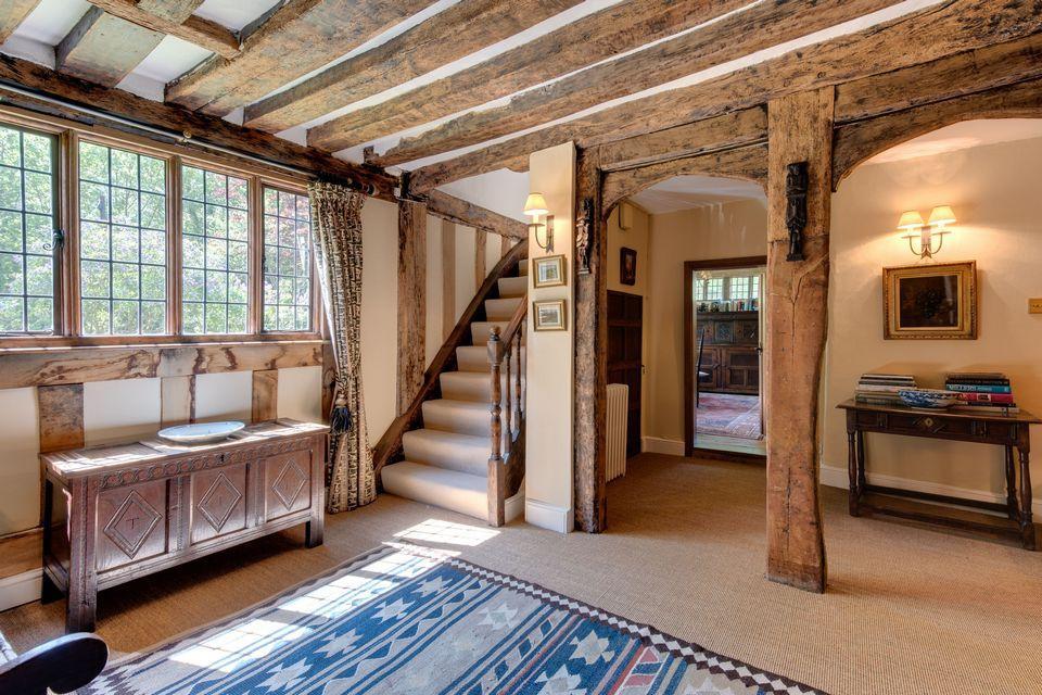 Новый дом Кита Харингтона в английской глубинке | галерея [1] фото [17]