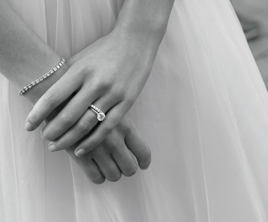 fe2230154690 Взять за правило  как принято носить помолвочное кольцо   Психология на  www.elle.ru