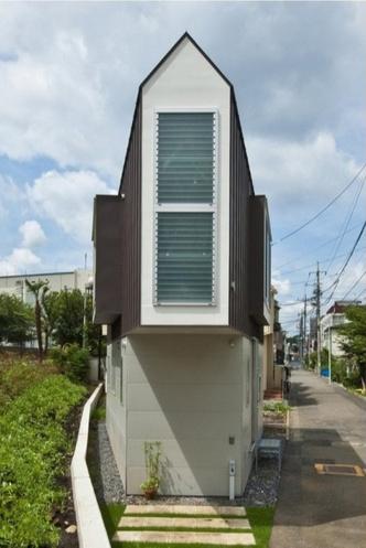 Тонкости архитектуры: японские микродома (фото 12.1)