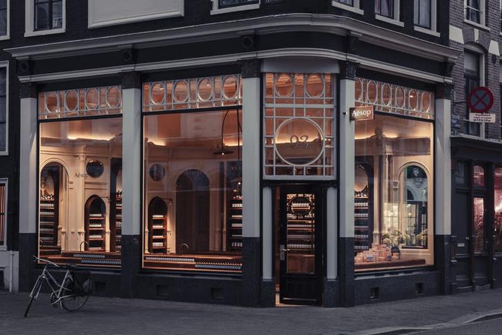 Как выглядит новый бутик Aesop в Амстердаме (фото 9)