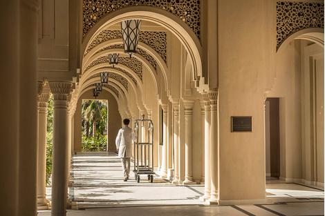 Где остановиться в Дубае | галерея [1] фото [2]