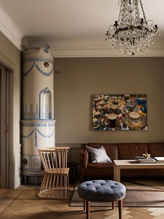 Уютный бутик-отель Ett Hem в Стокгольме (фото 7.2)