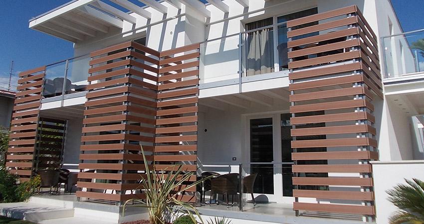 Wood and Co. Модные отделки для террас и бассейнов (галерея 7, фото 5)