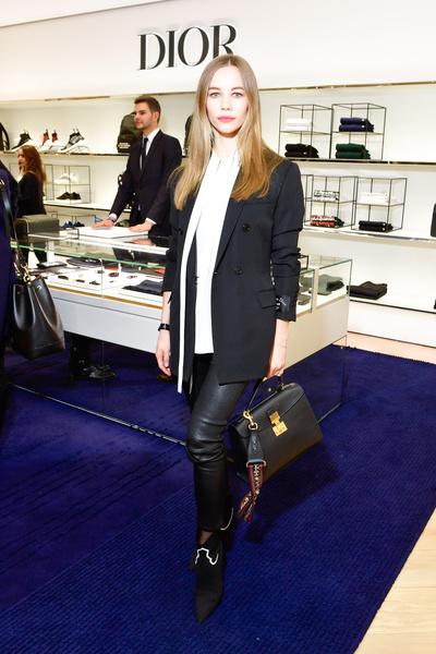 Гости открытия корнеров Dior в ЦУМе (галерея 9, фото 0)